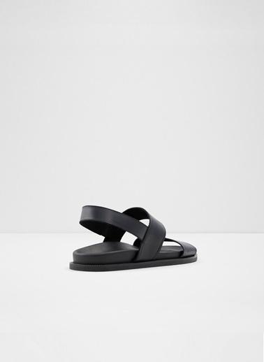 Aldo Nurray - Siyah Erkek Sandalet Siyah
